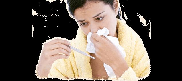 Alergio o resfriado