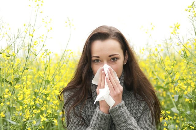 Combatir la alergia estacional